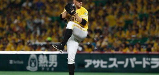 プロ野球投手 ジェイソンスタンリッジ(Jason Standridge)
