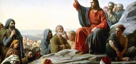 山上の垂訓 sermon on the mount
