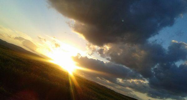 天地の創造 光の出現