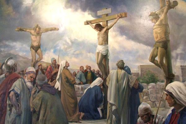 十字架の死
