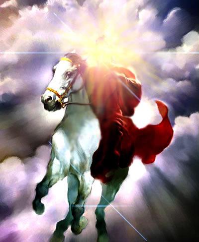 栄光の王・キリストの再臨