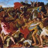 ヨシュアによるカナン征服―アモリ人に勝利するイスラエル