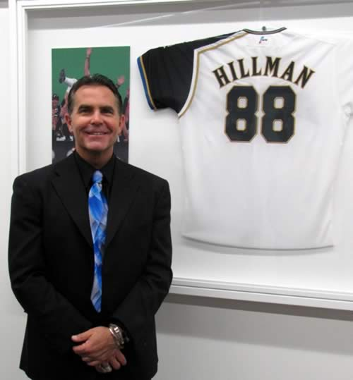 プロ野球監督トレイ・ヒルマン 聖書の言葉から励ましの重要性を語る