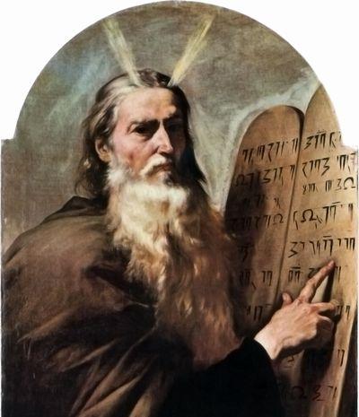 モーセの十戒