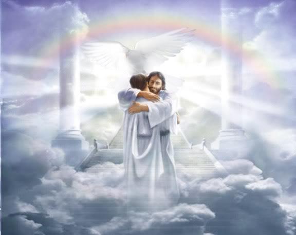 携挙された信者はキリストと結ばれる