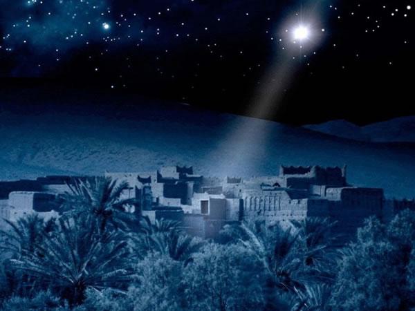キリスト(メシア)の星