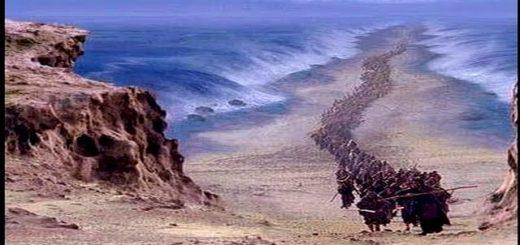 モーセによるイスラエル人の出エジプト