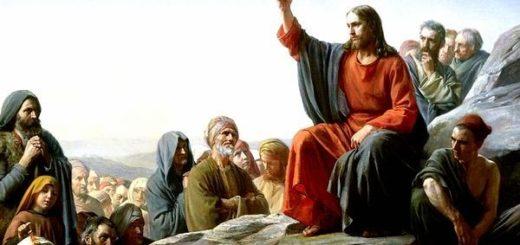 イエスの教え|山上の垂訓