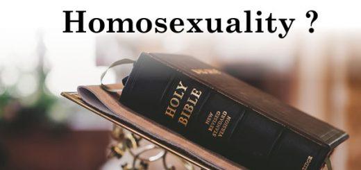 聖書は同性愛を本当に罪だと教えているか? ―キリスト教の疑問