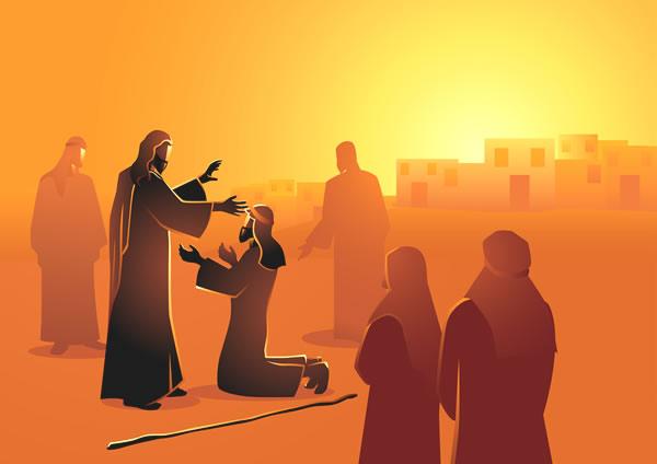 聖書が教える病の癒やし